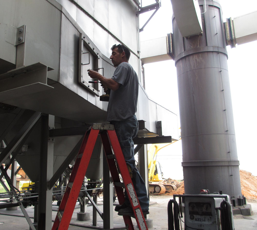 Bce Dust Collector Baghouse And System Maintenance