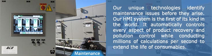 BCE Maintenance - Pollution Control Repair and Maintenance