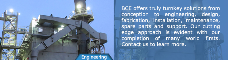BCE Baghouse - Dust Collector