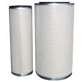 "BCE High Capacity 27"" Large Cartridge Filter Element, Cellulose Blend"