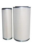 "BCE Standard x 26"" Large Cartridge Filter Element, Cellulose Blend"