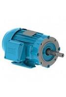 WEG - 1 HP - 0.75 kW - 1200 RPM - Close-Couple Pump - Type JM TEFC - Electric Motor